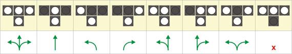 Светофор с одноцветной сигнализацией
