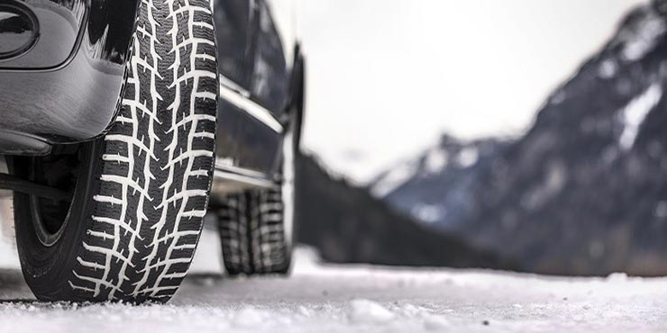 Штрафовать за отсутствие зимних шин не будут